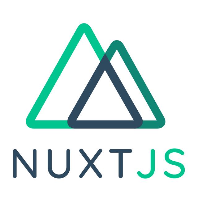 logo NUXT JS