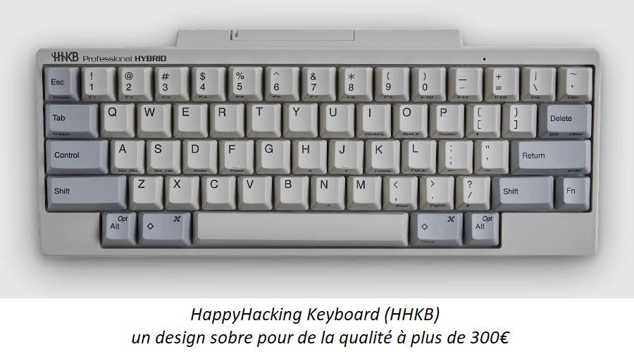 Un HappyHacking Keyboard