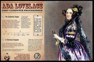 Ada Lovelace, l'une des femmes du web